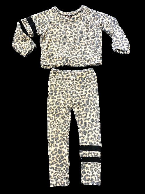 Leopard Legging Set