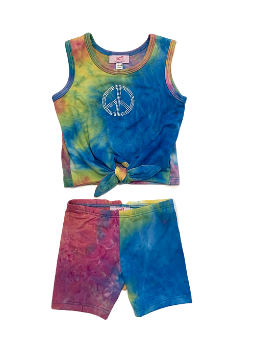 Rainbow Tie Dye Set
