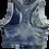 Thumbnail: Indigo/Grey Racerback Tank Top