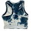 Thumbnail: Navy/White Rib Racerback Tank Top