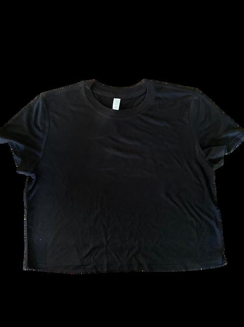 Design Your Own Women's Crop T-Shirt
