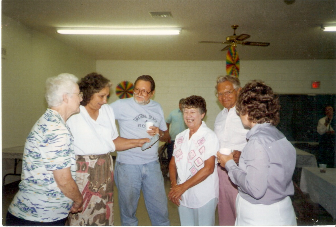 Church Party 2001