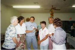 Church Party 2001