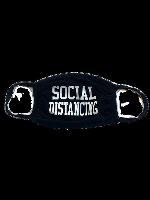 """Social Distancing"" Mask"