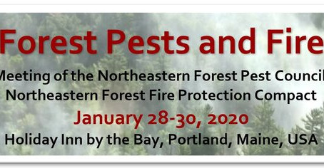 Forest Pests and Fire: A Joint Meeting