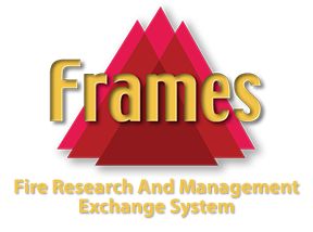 FRAMES Eastern Fire Research Portal