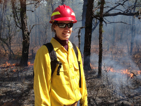 One Fire Day: Dr. Inga P. La Puma – North Atlantic Fire Science Exchange