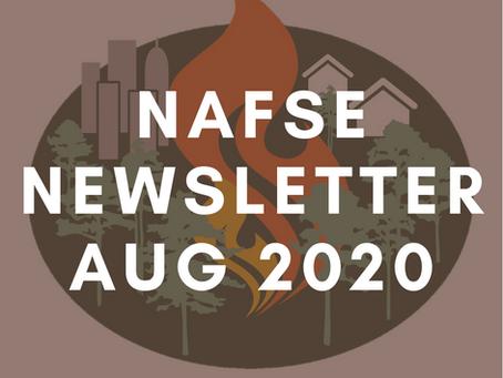 Newsletter – August 2020