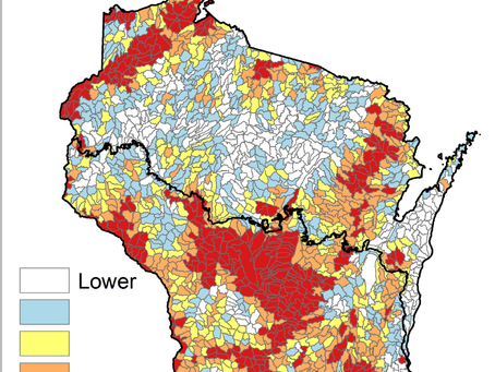 Prioritizing prescribed fire areas: a geographical approach