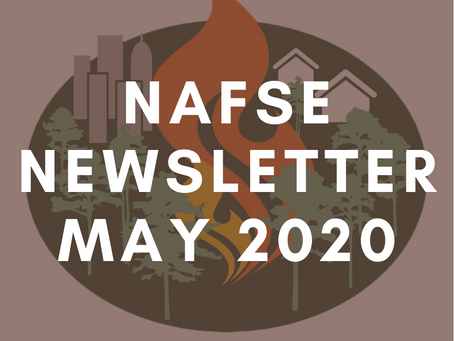 Newsletter – May 2020
