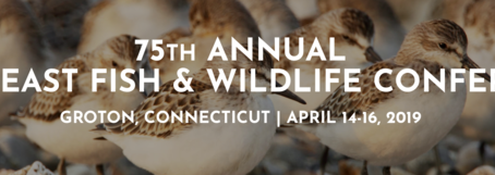 75th Annual Northeast Fish & Wildlife Conference: NAFSE co-sponsors pyrogenic wildlife symposia