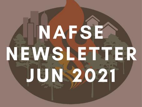 Newsletter – June 2021