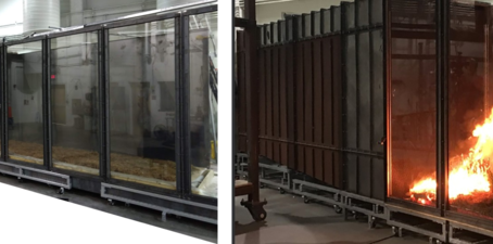 Field Trip: Experimental wind tunnel tour for wildland fire applications
