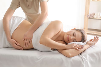 pregnancy massage, prenatal massage
