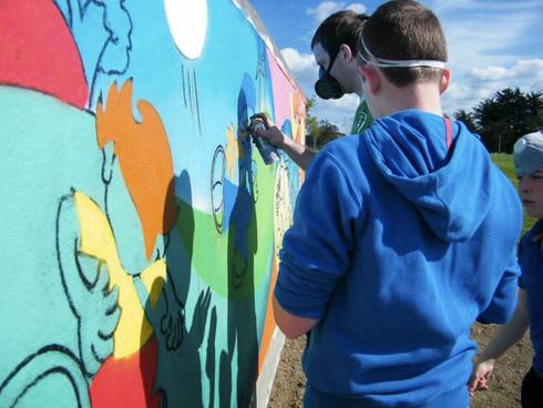 Corduff Graffiti