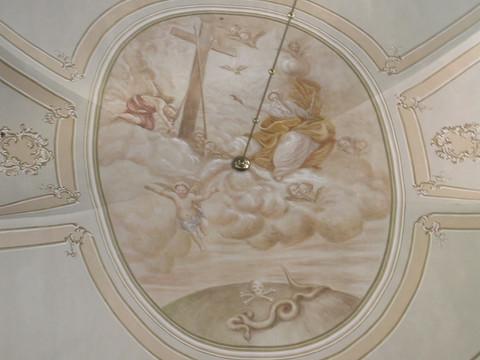 Rococo Mural