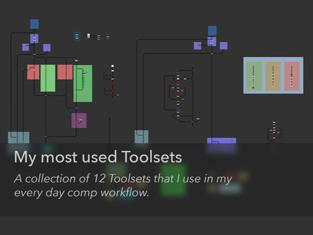12 Toolsets for a smarter and faster comp workflow