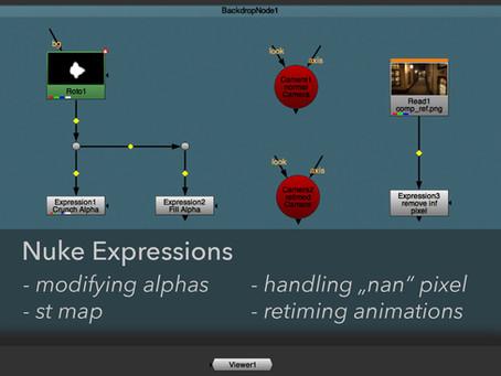 Useful Nuke Expressions