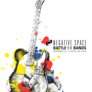Battle of the Bands - Negative Space