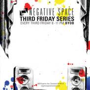 Third Fridays Concert - Negative Space