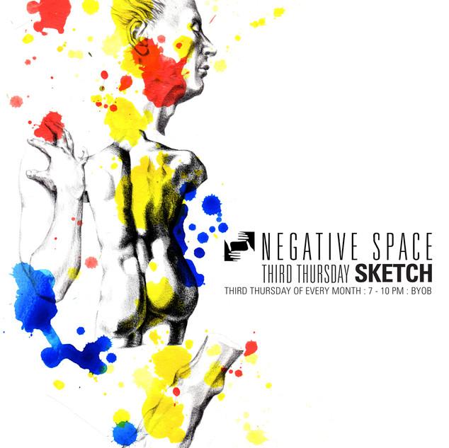 Sketch Night - Negative Space