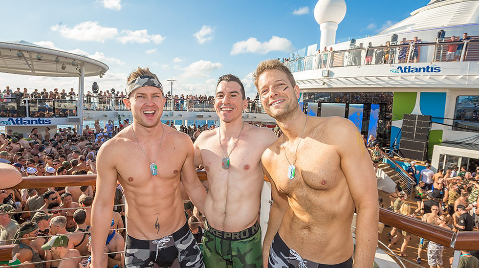 Gay caribbean cruises