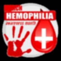Hemophilia-MarchAwarenessTransparent.png