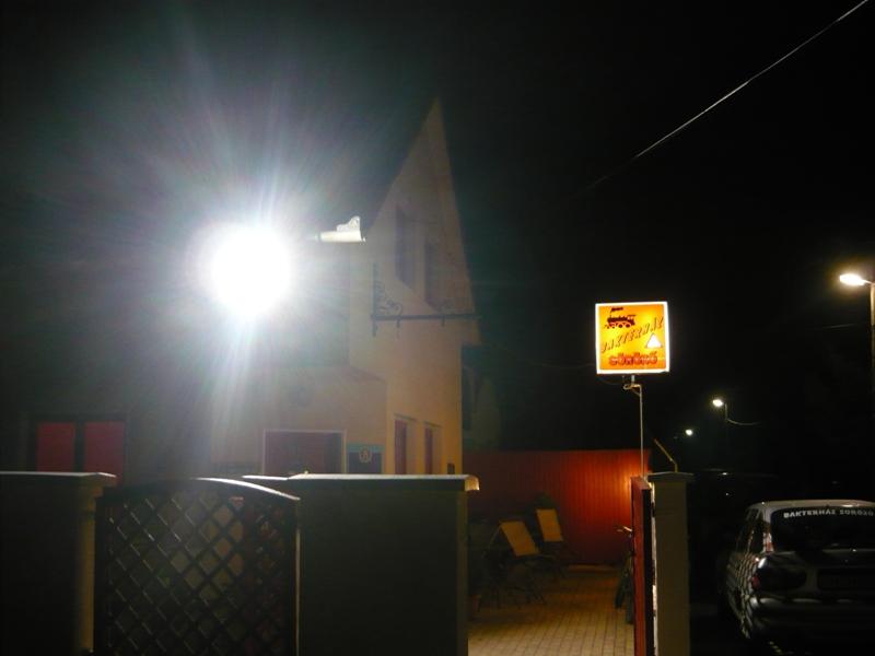 Parkoló világítás