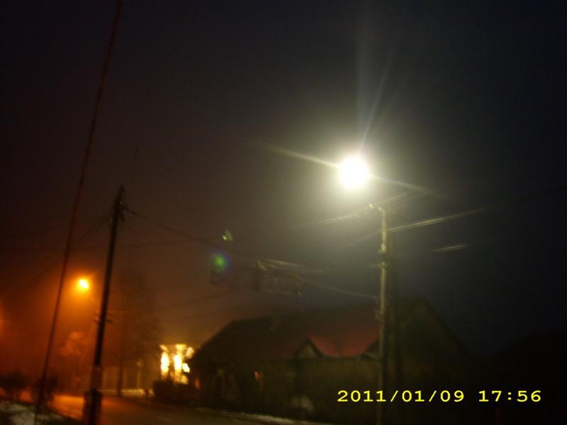 Közút világítás korszerűsítés