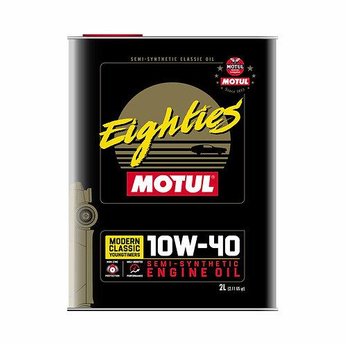 "Motul Youngtimer ""Classic Eighties"" Engine Oil - 10W40 (2L)"