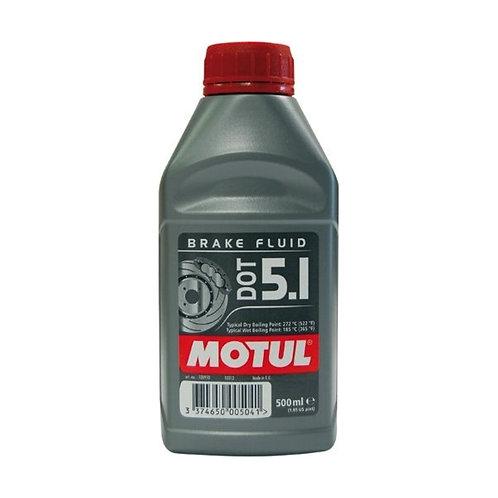 Motul DOT 5.1 Brake Fluid (500 mL)