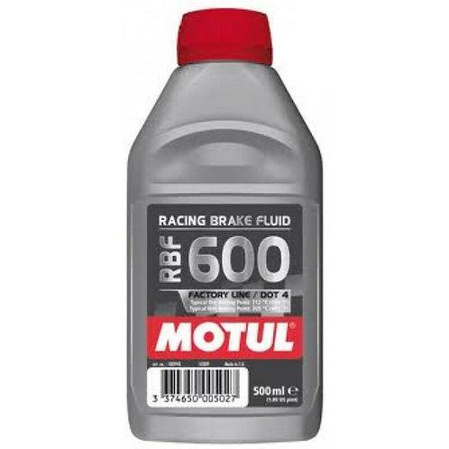 Motul RBF600 Brake Fluid (500 mL)