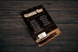 Coffee Day Flyer
