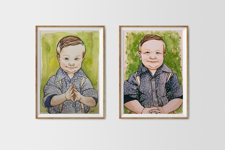 Lil G Portraits