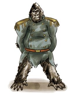 Brutus Character Design