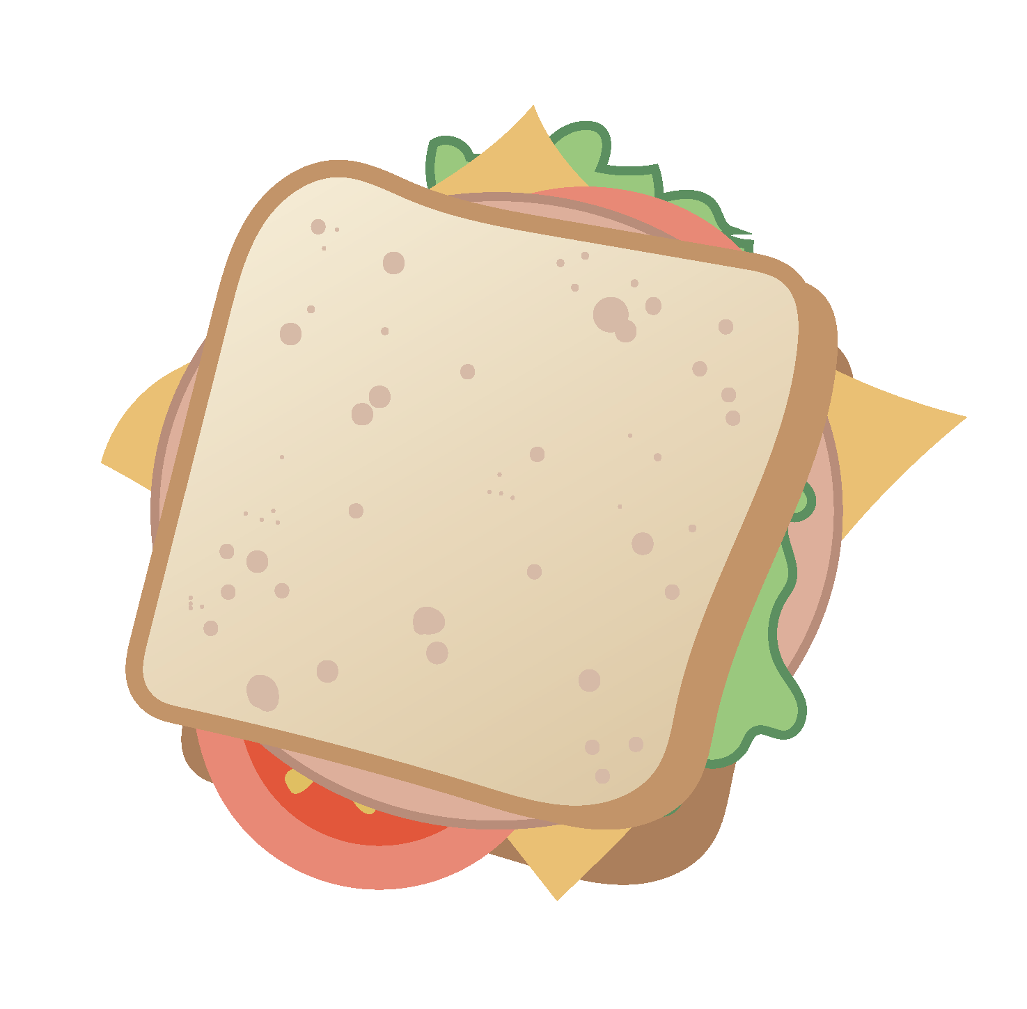 Sandwich Graphic