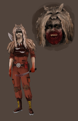 Brother 01 Kill Gear Design