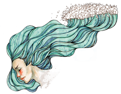 Ocean Hair