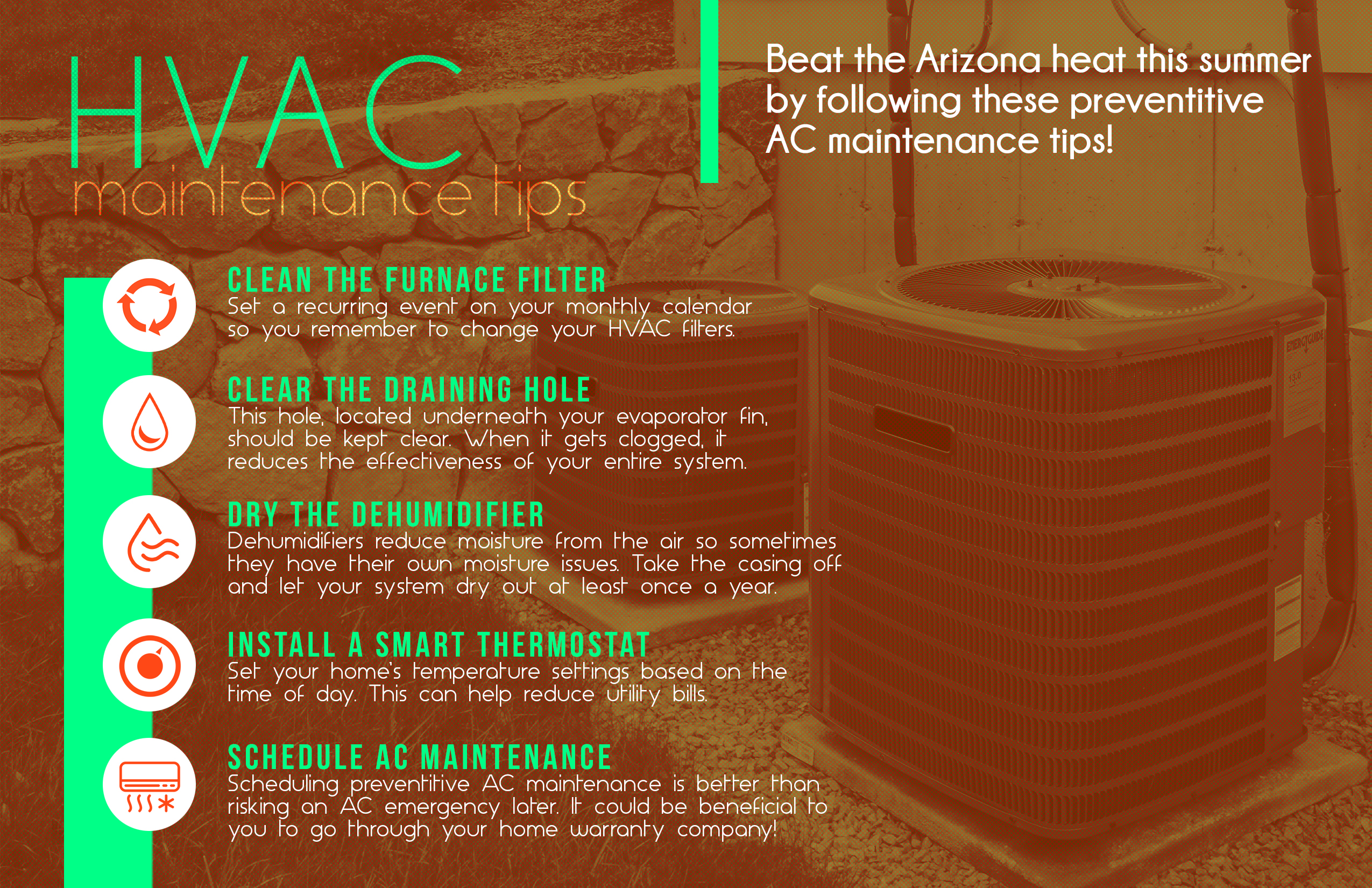 HVAC Home Maintenance Tips 2up PC