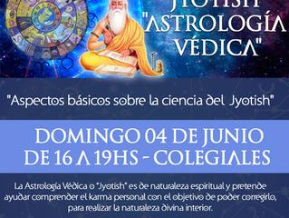 """Introducción a la Astrología Vedica """"Jyotish"""""""