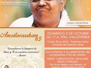 Cumpleaños de Amma