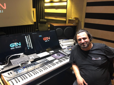 An Evening with Yildiray Gurgen Part 1: The Genius Behind the Soundtrack of Siyah Beyaz Ask