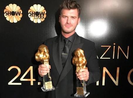 Kivanc Tatlitug: Best Actor of the Year!