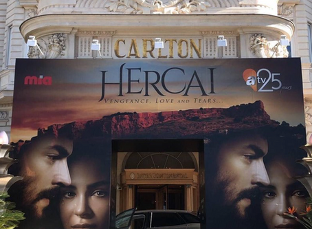 Akin and Hercai Go to Cannes!