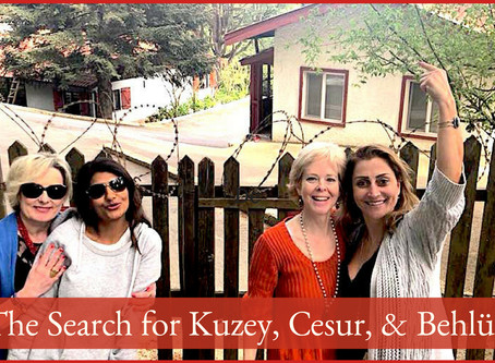 Istanbul Trip Day 1: Desperately Seeking Kuzey.... and Cesur and Behlul!