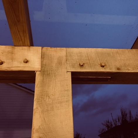oak veranda
