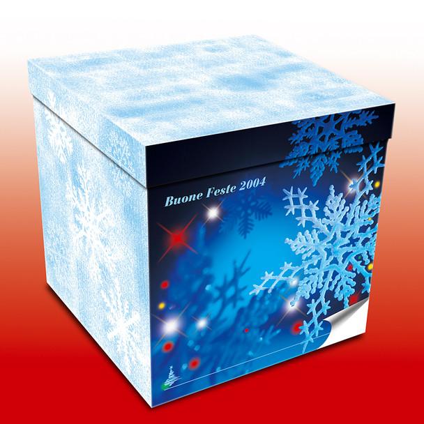 Pacco di Natale Farmaceutici Angelini