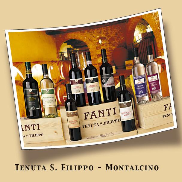 Az Agr Fanti - Montalcino