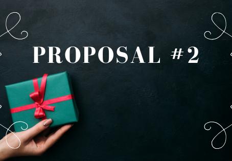 Proposal #2