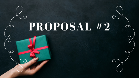Proposal #2: Asking Your Bridesmaids Blog Post